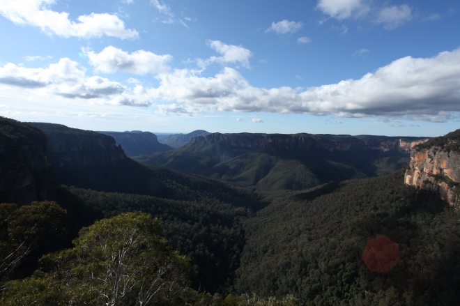 View from Govett's Leap