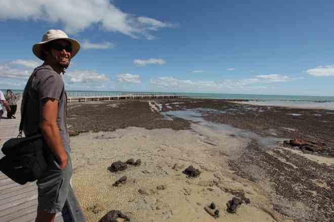 Paul and the stromatolites