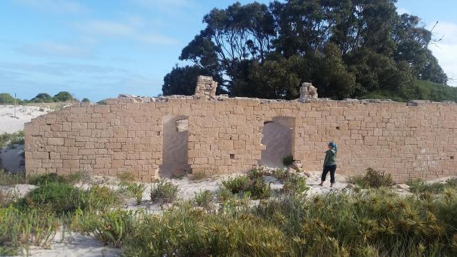 Eucla's Old Telegraph Station