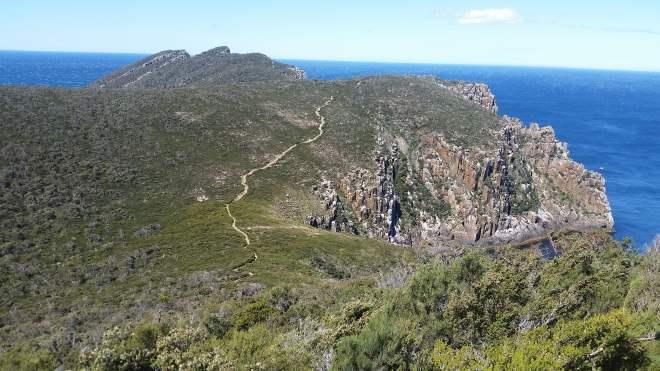 Cape Hauy track