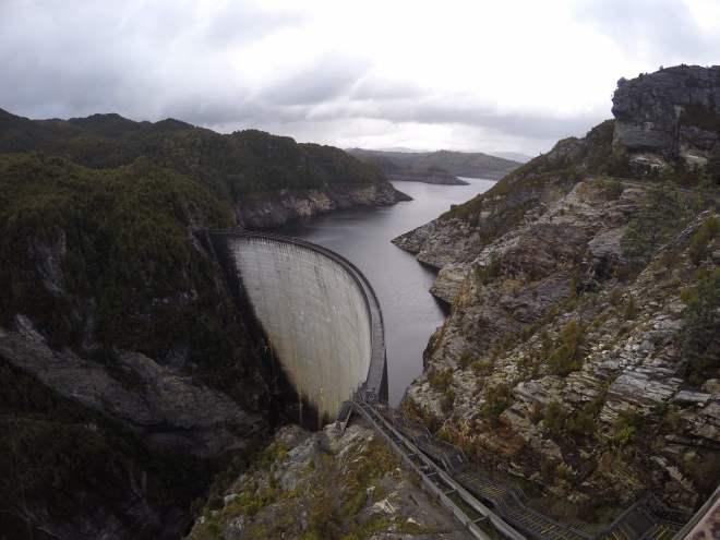 Gordon Dam